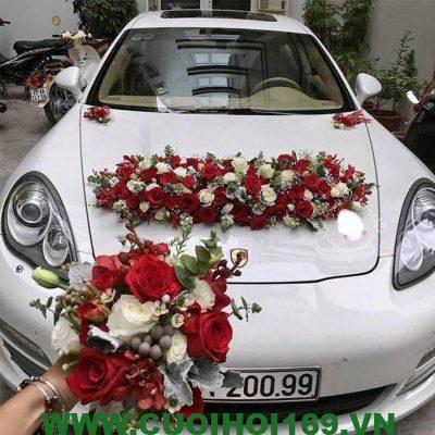 Thuê xe cưới tại hà nội